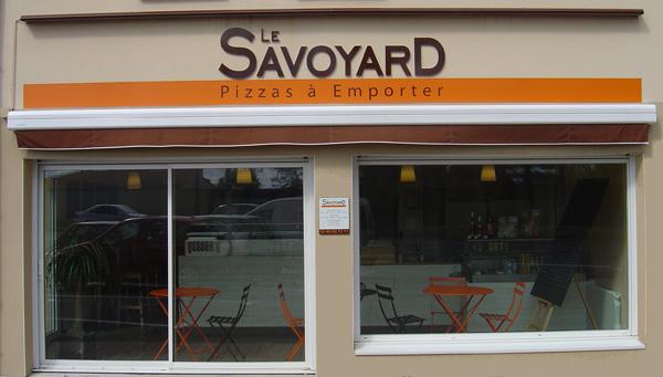 Horaire Le Savoyard pizzeria à Bouaye au sud de Nantes dans le 44